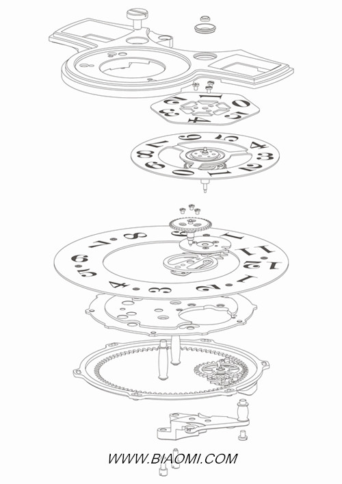 朗格表的九大发明 发明 创新 专利 朗格 手表百科  第7张