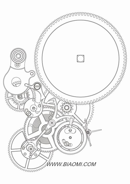 朗格表的九大发明 发明 创新 专利 朗格 手表百科  第10张