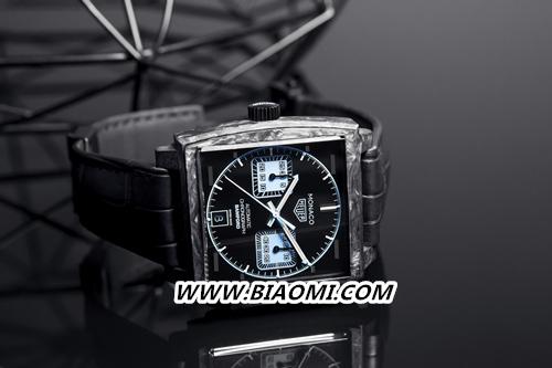 看一眼即可心跳加速的泰格豪雅Monaco Bamford合作款腕表? 热点动态 第2张