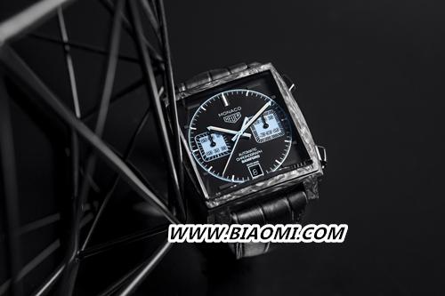 看一眼即可心跳加速的泰格豪雅Monaco Bamford合作款腕表? 热点动态 第4张
