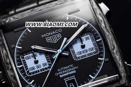 看一眼即可心跳加速的泰格豪雅Monaco Bamford合作款腕表? 热点动态 第5张