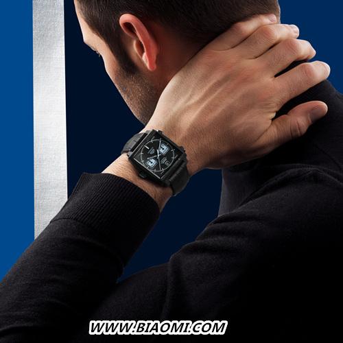 看一眼即可心跳加速的泰格豪雅Monaco Bamford合作款腕表? 热点动态 第7张