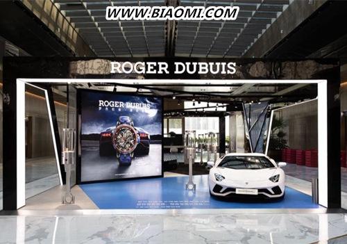 Roger Dubuis罗杰杜彼西安SKP专卖店隆重开幕 热点动态 第3张