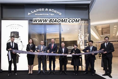 朗格成都首家专卖店盛大开幕暨上海专卖店迁址重装揭幕 热点动态 第3张