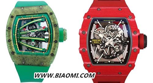 不到20年历史的 Richard Mille 凭什么成为富豪名人追捧的专属配饰 手表百科 第3张