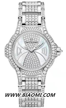 李冰冰佩戴宝齐莱限量珠宝腕表 主持第17届中国电影华表奖 名表赏析 第5张