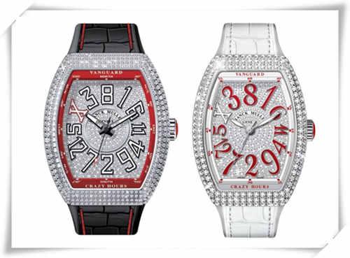任嘉伦最吸睛的腕表是哪款?