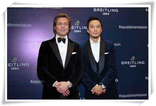 布拉德·皮特在去年年末进京了 见证了关于时间的几件大事?