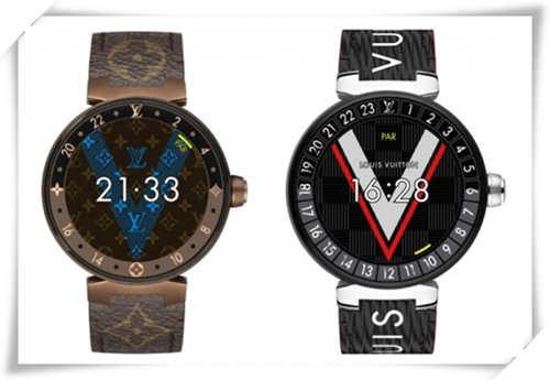 LV第2代智能腕表系列公布