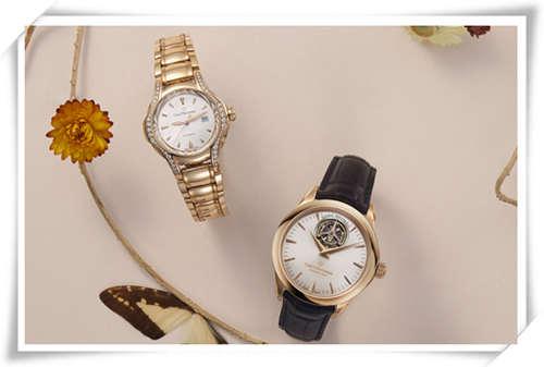 情人节到,适合情侣们佩戴的腕表?