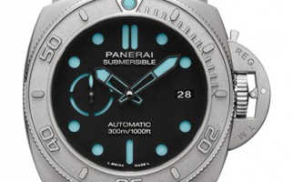 沛纳海的Submersible年?新品腕表你最心动哪一款?