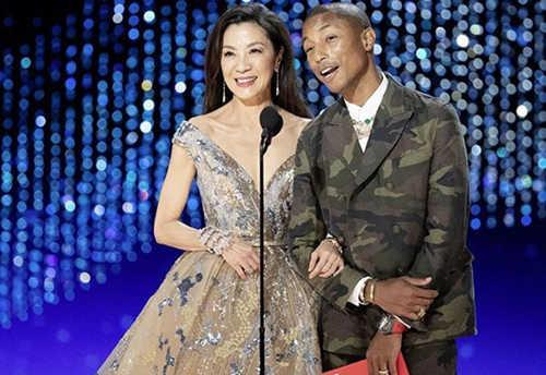 杨紫琼佩戴价值200万的查德米尔 搭档价值500万