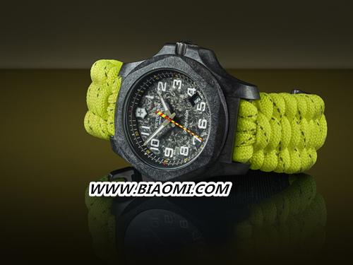 Victorinox维氏I.N.O.X. CARBON碳纤维限量版腕表 名表赏析 第2张