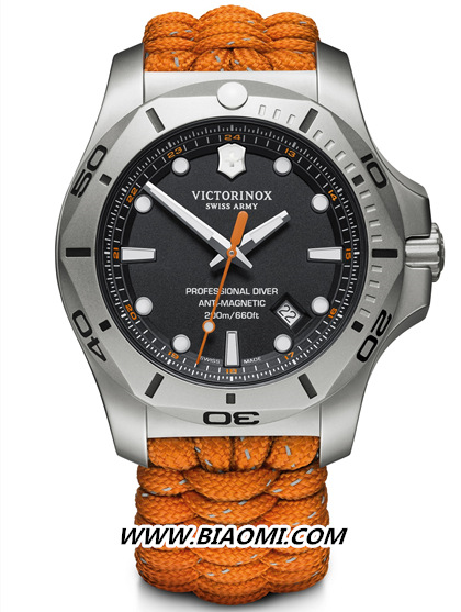 Victorinox维氏I.N.O.X. PROFESSIONAL DIVER专业潜水腕表系列 名表赏析 第2张