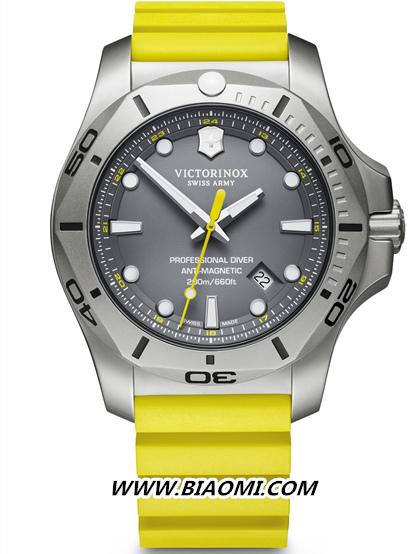 Victorinox维氏I.N.O.X. PROFESSIONAL DIVER专业潜水腕表系列 潜水表 维氏 Victorinox 名表赏析  第3张