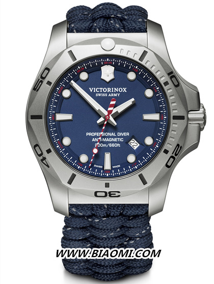Victorinox维氏I.N.O.X. PROFESSIONAL DIVER专业潜水腕表系列 潜水表 维氏 Victorinox 名表赏析  第4张