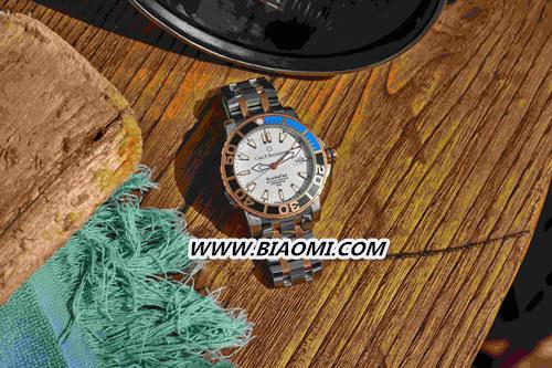 蓝色时刻 柏拉维系列腕表炫酷设计 沁爽炎炎夏日 潜水 宝齐莱 博拉维 名表赏析  第3张