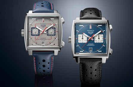 驰骋历史,揭幕未来:TAG Heuer泰格豪雅于纽约发布第三款Monaco(摩纳哥系列)限量版腕表