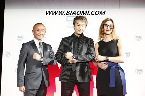 传承经典,再续传奇: TAG Heuer泰格豪雅于东京发布 第四款Monaco(摩纳哥系列)限量版腕表 名表赏析 第1张