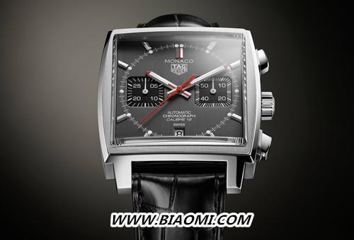TAG Heuer泰格豪雅Monaco(摩纳哥系列)腕表搭载全新自制机芯,引领前卫先锋制表技艺 名表赏析 第3张