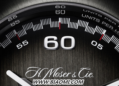 亨利慕时精钢一体式表带全新系列──疾速者飞返计时码表 名表赏析 第4张