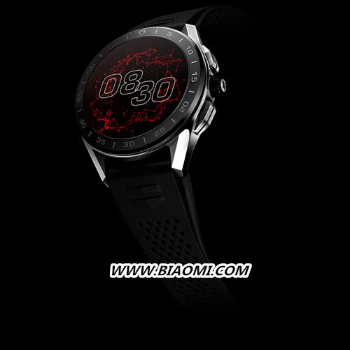 TAG HEUER泰格豪雅推出新一代奢华智能腕表 智能手表 第2张