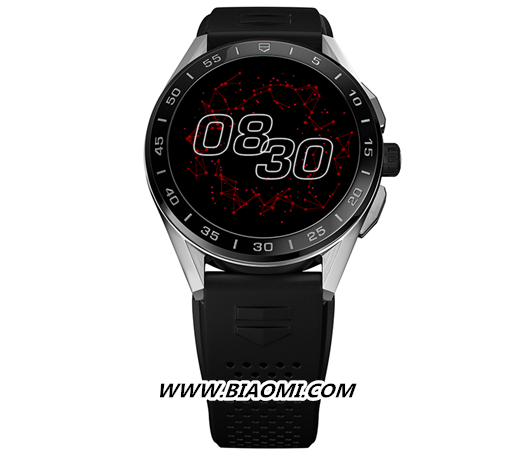 TAG HEUER泰格豪雅推出新一代奢华智能腕表 智能手表 第4张