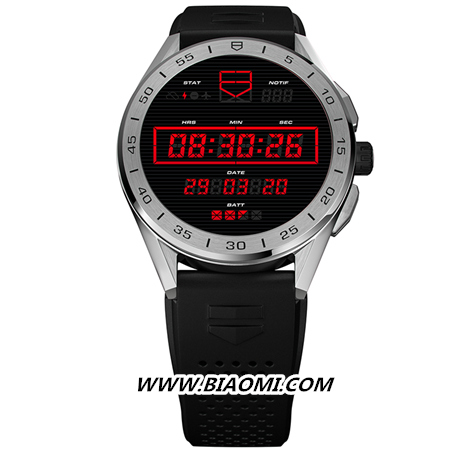 TAG HEUER泰格豪雅推出新一代奢华智能腕表 智能手表 第6张