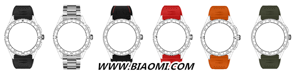 TAG HEUER泰格豪雅推出新一代奢华智能腕表 智能手表 第8张