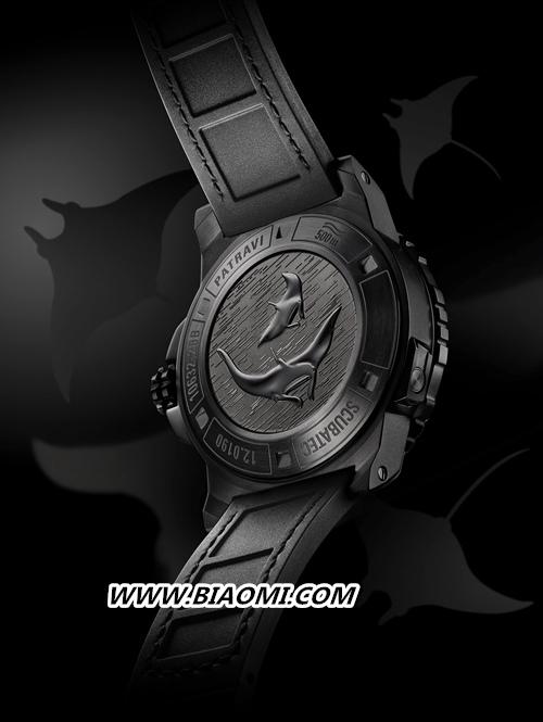 宝齐莱全新柏拉维深潜腕表碳黑款 献给优秀的冒险家 柏拉维 宝齐莱 热点动态  第3张
