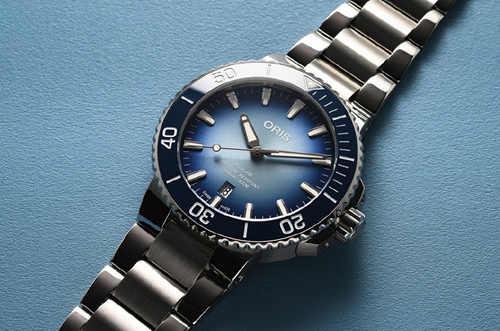 豪利时贝加尔湖限量版腕表 为环保公益再添一枚新时计?