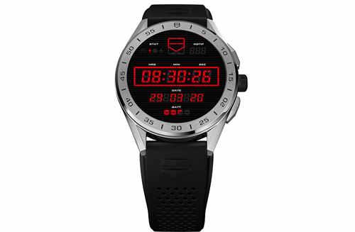 泰格豪雅新款智能腕表开盒 与老款有何不同?