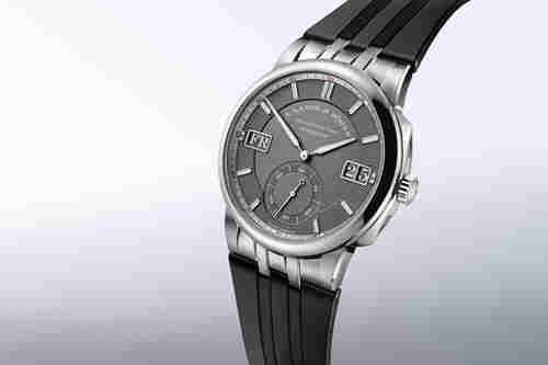 ODYSSEUS奥德修斯腕表 充满活力而风格优雅的18K白色K金款