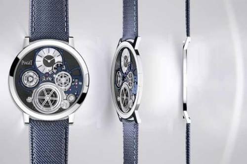 伯爵Altiplano Ultimate Concept 腕表 超薄腕表仅2毫米 名表赏析 第1张