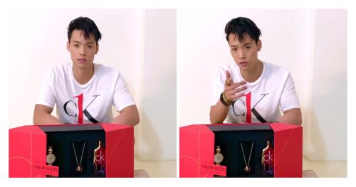 『红』流,看我『表』现 CALVIN KLEIN2020 520 臻选轻奢限定礼盒全球首发 520 董又霖 CALVIN KLEIN CK 名表赏析  第2张