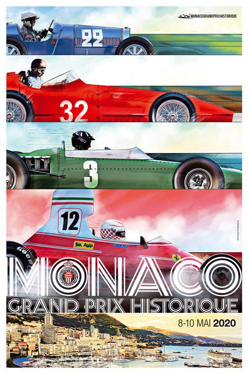 TAG Heuer泰格豪雅携手摩纳哥汽车俱乐部 成为摩纳哥古董车大奖赛官方赞助商与官方计时 名表赏析 第1张