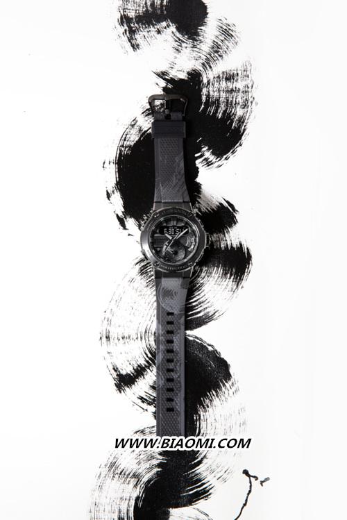 太极轮回,唯变至坚! G-SHOCK Formless 太极主题系列Design by 陈英杰(画图男) 热点动态 第8张