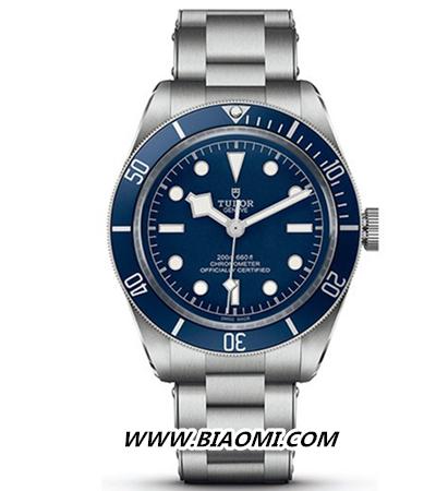"""帝舵碧湾1958型""""海军蓝"""" 今年手表流行蓝色? 碧湾 帝舵 名表赏析  第2张"""