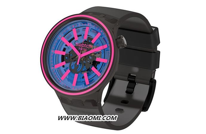 Swatch 推出全新 BIG BOLD SPECTRUM 腕表系列 色彩艳丽 BIG BOLD SPECTRUM Swatch 热点动态  第1张