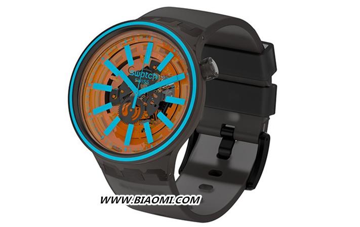 Swatch 推出全新 BIG BOLD SPECTRUM 腕表系列 色彩艳丽 BIG BOLD SPECTRUM Swatch 热点动态  第2张