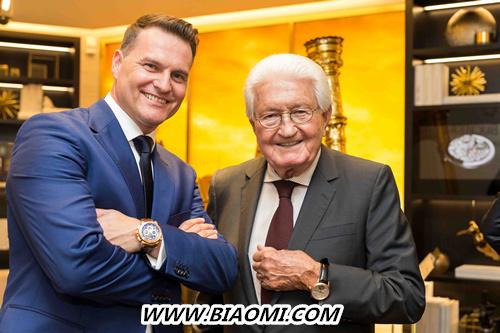 宝齐莱于瑞士日内瓦   宣布全球活动即将精彩呈现   巴塞尔 宝齐莱 热点动态  第2张