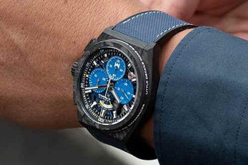 真力时推出DEFY21帕特里克•莫拉托鲁限量款腕表