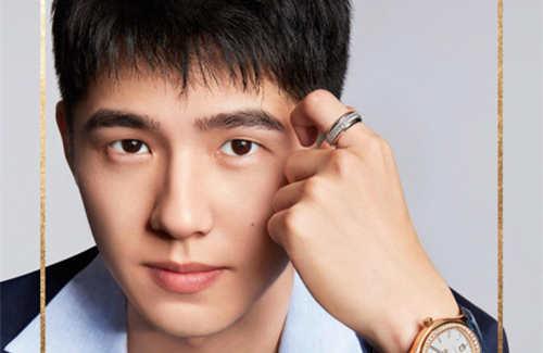 刘昊然解锁新身份——伯爵中国区品牌大使