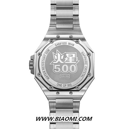 """飞亚达航天系列""""火星 500""""十周年限定款腕表 红点大奖 火星500 飞亚达 热点动态  第5张"""
