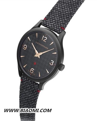 萧邦L.U.C XP Il Sarto Kiton腕表 首次与西装品牌合作的款式 L.U.C 萧邦 名表赏析  第2张