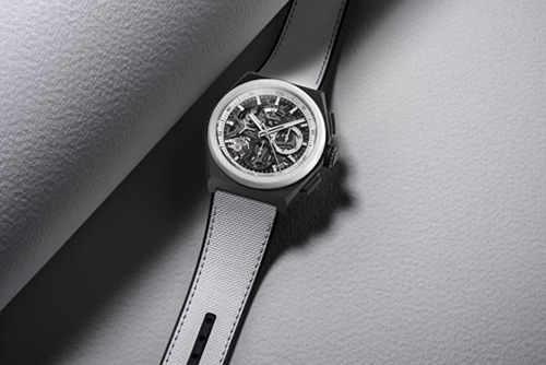 ZENITH 真力时特别呈献两款精品专卖店及线上店铺专售腕表 大胆瞩目的 DEFY 21 和 DEFY Classic 经典黑白腕表
