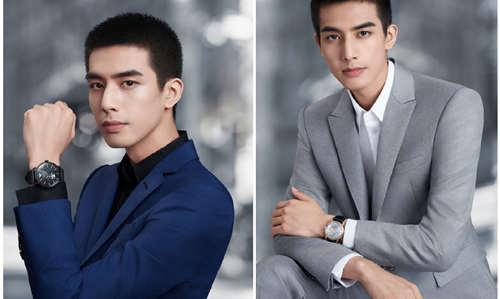 宋威龙成为阿玛尼大中华区及亚太区男士腕表形象代言人