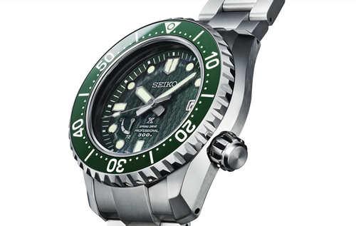 精工推出Prospex LX Line系列SNR045限量腕表
