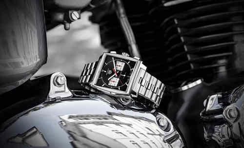TAG Heuer泰格豪雅荣耀推出全新摩纳哥系列腕表