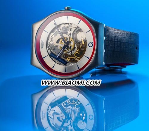 Swatch再度联名007 ²Q 限量腕表科技感十足? Q Swatch 007 斯沃琪 热点动态  第1张